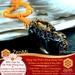 Mặt Dây Tỳ Hưu Đá Mắt Hổ Vàng 100% Tự Nhiên | Dụng Thần Thổ