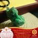 Mặt Dây Tỳ Hưu Vượng Tài - Ngọc Bích - Vượng Tài Tích Lộc | Dụng Thần Mộc