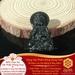 Mặt Dây Quan Âm Tịnh Bình - Đá Tektite - Bình An May Mắn | Dụng Thần Thuỷ