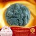 Mặt Dây Phổ Hiền Bồ Tát - Đá Chalcedone - Hộ Mệnh Trừ Tà | Dụng Thần Mộc