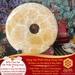 Vật phẩm Đồng Điếu Viên Mãn – Ngọc Pakistan – Bình An May Mắn | Dụng Thần Thổ