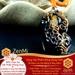 Mặt Dây Tỳ Hưu Thổ Tài - Đá Mắt Hổ - Chiêu Tài Tấn Lộc | Dụng Thần Thổ